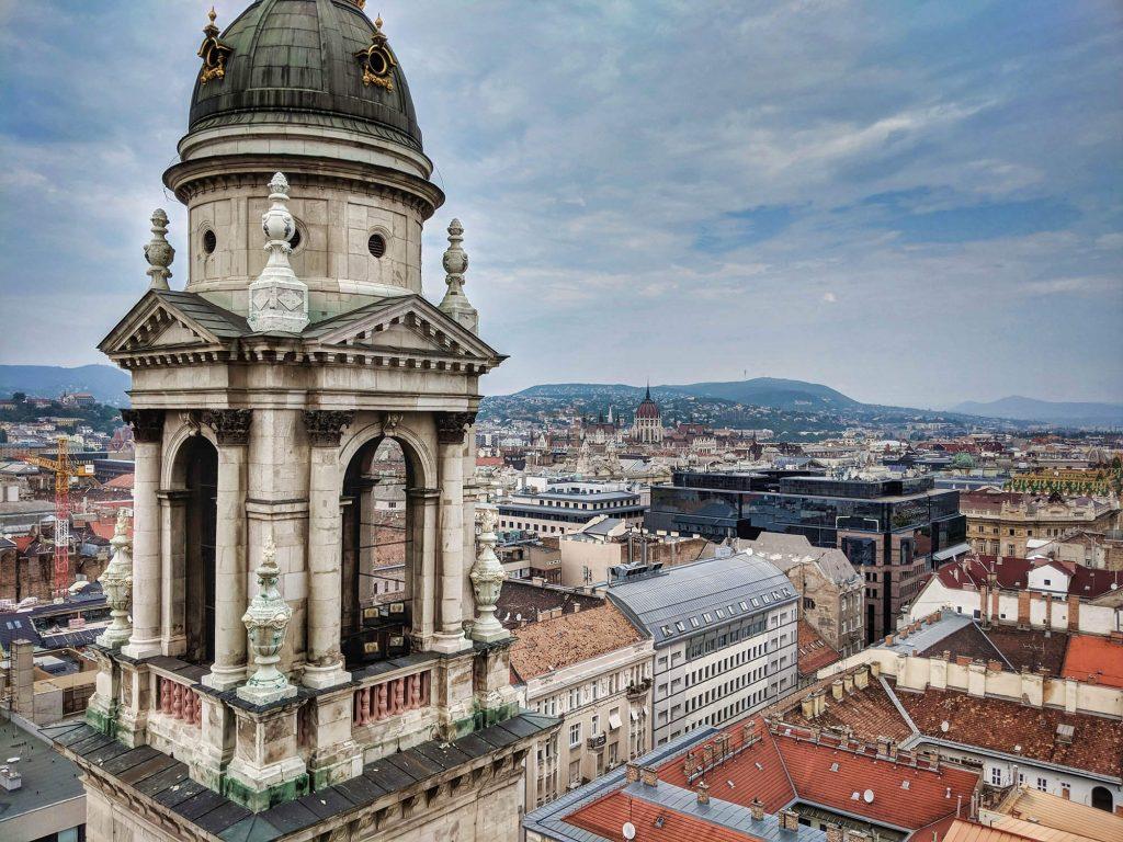 Budapesti-bazilika-látkép