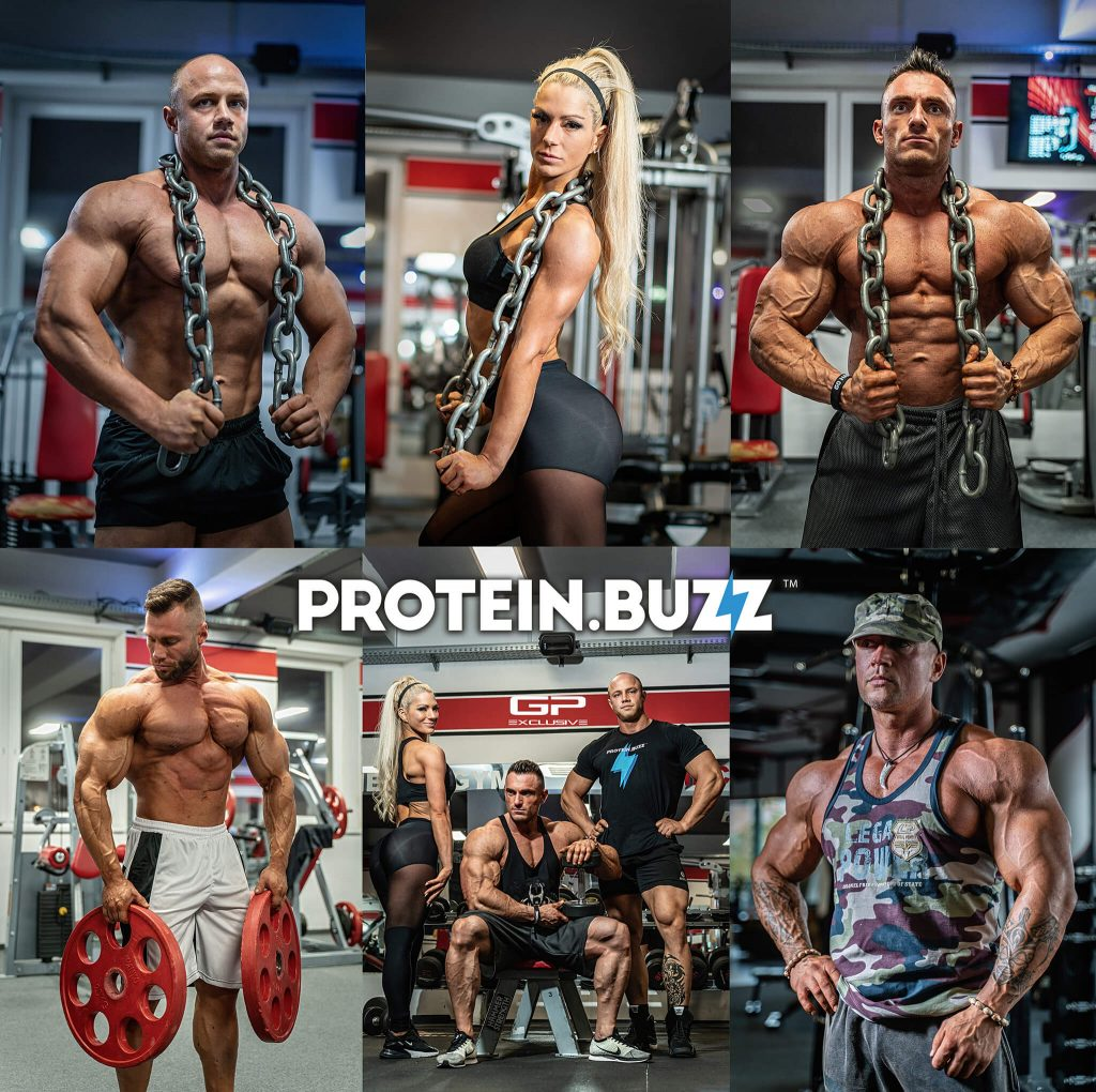 ProteinBuzz Team